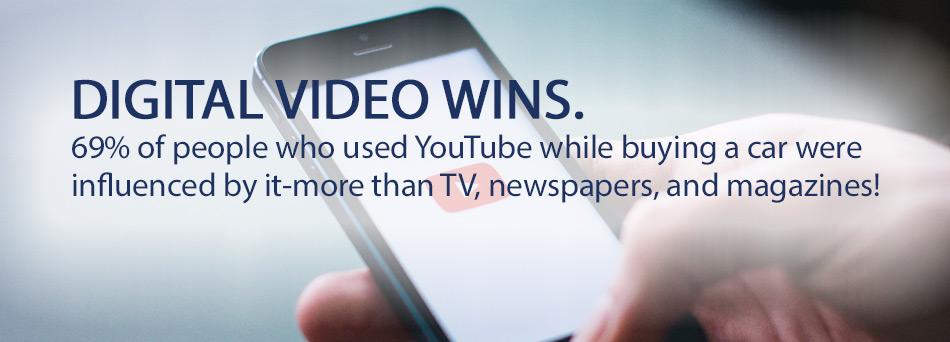 Digital Video Wins