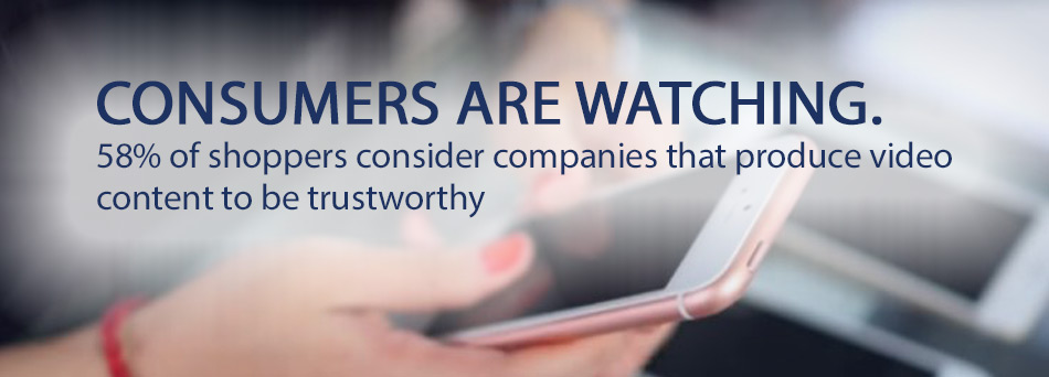 Consumers are watching