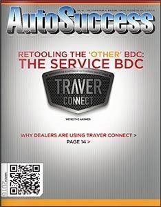 AutoSuccess Magazine Cover